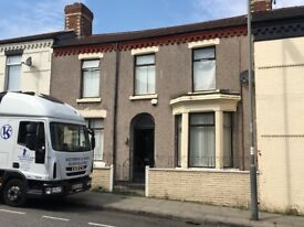 *INVESTMENT OPPORTUNITY**2 bed 2 reception room house off-market BMV could be turned into 4-bed HMO*