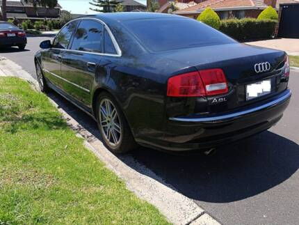 2006 Audi A8L with 12 months reg + RWC low klms