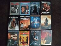 Collection of various titles 100 dvds
