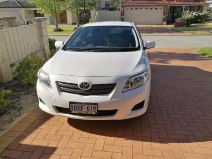 2009 Toyota Corolla Automatic Well Maintained
