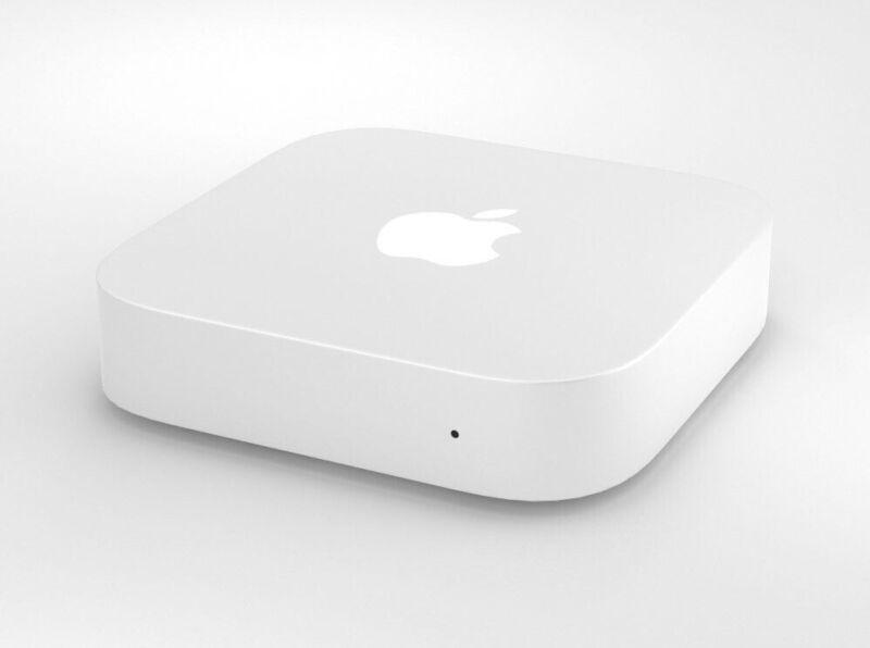 Apple AirPort ExpressWireless WiFi Router / Extender 2nd GEN!! A1392 w/ Power