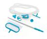 Swimming Pool Cleaning Equipment Intex Maintenance Kit Skimmer Net Vacuum Brush