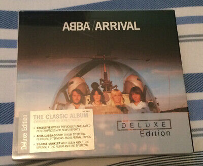 Abba: Arrival - Deluxe Edition Audio CD