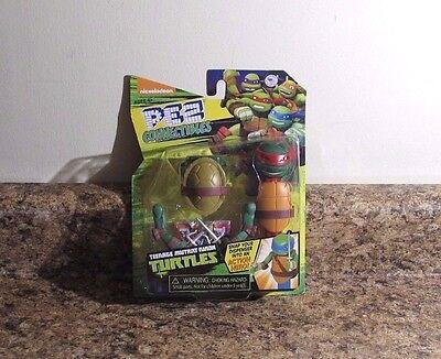 Teenage Mutant Ninja Turtles PEZ Connectibles Raphael NEW