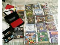 Nintendo 3DS XL plus 28 games