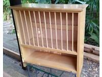 Quality plate rack/ dish storage cabinet