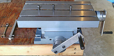 Enco Co-ordinate Xy Table Heavy Duty Model 84432 Table Made In Spain