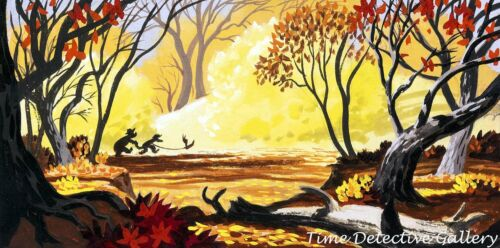 """Mary Blair """"Song of the South"""" Concept Art #6 - Giclee Disney Print"""