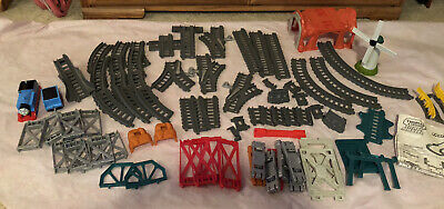 2014 Fisher-Price Thomas &Friends TrackMaster, 5-In-1 Track Builder Set Complete
