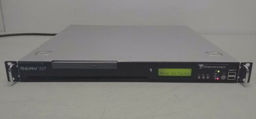 DigiDesign Serve GT Server File Appliance
