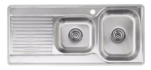 BRAND NEW Blanco Stainless Steel Sink Brunswick Moreland Area Preview