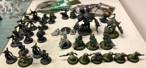 Cryx Army for Warmachine by Privateer Press