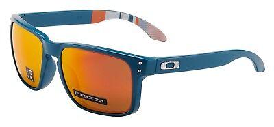 Oakley Holbrook Sunglasses OO9102-G155 Aero Balsam | Prizm Ruby Lens | BNIB