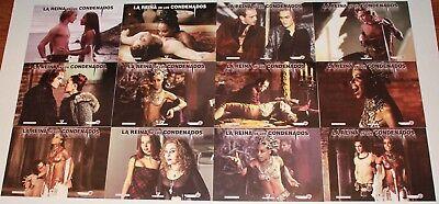 Queen of the Damned Spanish set 12 Aaliyah vampire fantasy horror