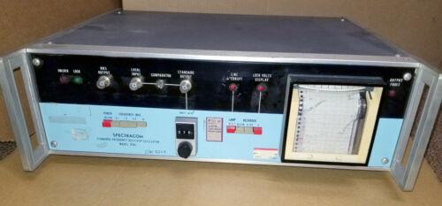 Spectracom 8161 Standard Frequency Receiver - Oscillator