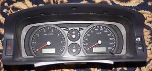 Ford Falcon BA-BF XT instrument clusters, Low kilometers 48K Jacana Hume Area Preview