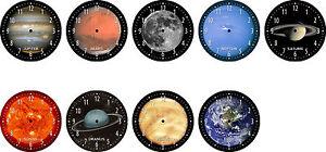 Orologio-parete-con-fantasia-Pianeti-unseres-Sonnensystems