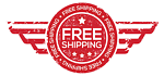Free Shipping to the Contiguous 48