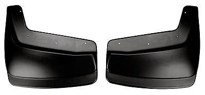 HUSKY LINERS Mud Flap Guards Dodge Ram 2500 & 3500 Mega Cab 06-09 Dually (Rear) ()