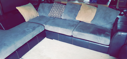Couch l shape