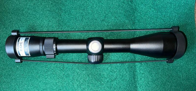Nikon Buckmasters II 3-9x40mm BDC Reticle Matte Black Rifle Scope - AR111