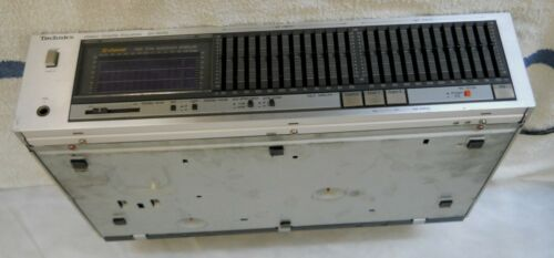 Technics Stereo Graphic Equalizer SH-8055 – 12 Channels