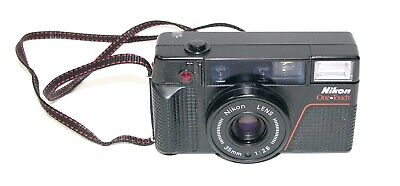 Nikon One Touch 35mm Point and Shoot Film Camera