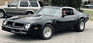 1976 Firebird Trans Am Record Holder for sale / partial trade