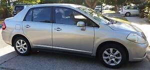 2006 Nissan Tiida Hatchback Como South Perth Area Preview