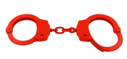 Chicago Model 1000 Orange Handcuffs