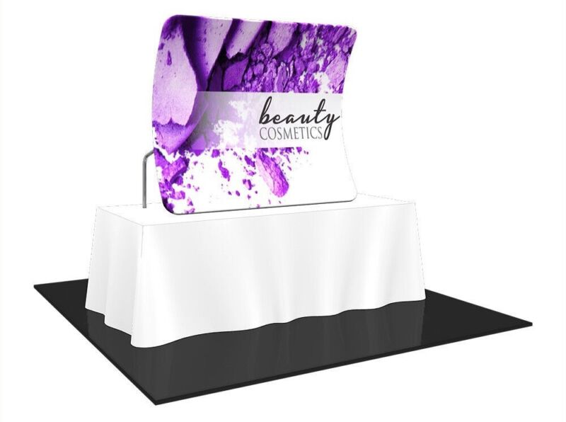 Formulate Essential Tabletop Fabric Dye Sublimation Display