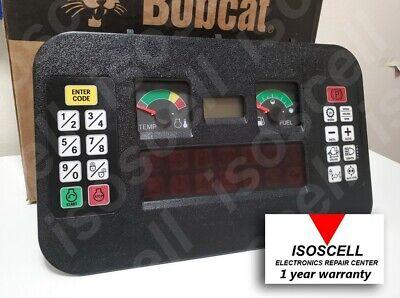 Instrument Panel For Bobcat 6691436. 1 Year Warranty
