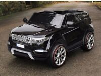 Kids Range Rover Style Electric 12V Ride on Car Jeep
