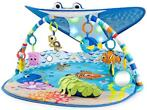 Bright Starts Disney Finding Nemo Mr. Ray Ocean Lights Sp...
