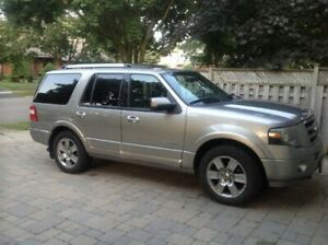2008 Ford Expedition FULLY LOADED PROPANE AND GAS