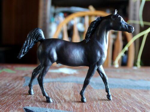 Breyer Starlight Mahogany Bay Little Bits Paddock Pals Arabian Saddle Club