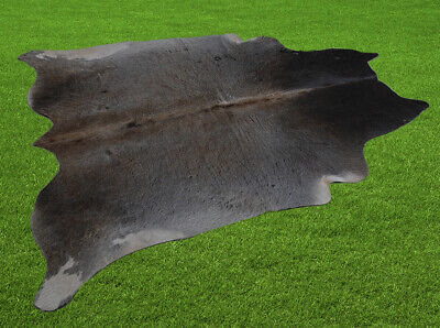 """100% New Cowhide Rugs Area Cow Skin Leather (62"""" x 62"""") Cow hide SA-4554"""