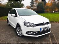 Volkswagen Polo 1.2 TSI BlueMotion Tech SE Design Hatchback 5dr (startstop)