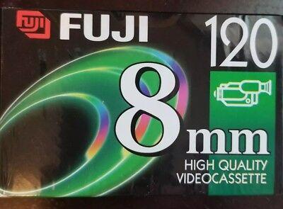 Кассеты и диски FUJIFILM 8mm 120