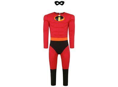 credibles 2 Erwachsene Herren Kostüm Kleid Outfit Büchertag (Disney Erwachsenen Outfits)