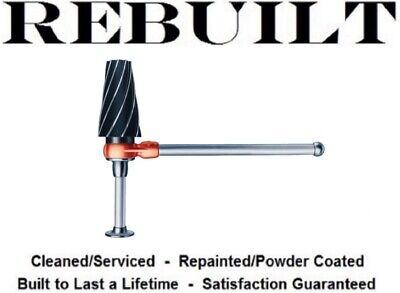 Ridgid 34960 Model 254 Spiral Pipe Threading Reamer 2 12 - 4 In Pipe Capacity