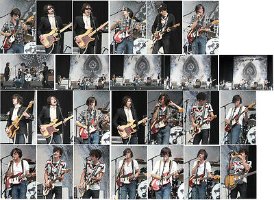25 Dirty Pretty Things colour concert photos Reading 2008