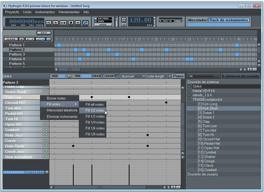 Hydrogen 2020 (Drum Machine Software) Windows/Mac CD