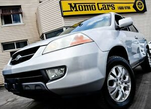 """2003 Acura MDX Touring! V6 3.5L! BOSE+A/C+Leather! """"As Is"""""""