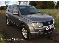 Suzuki Grand Vitara 2.0 Grey 55 plate, FSH previously maintained by ourselves, 12 months mot LOVELY!