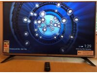 Almost new LG LED Full HD 43 inchTV