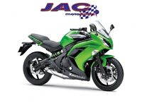 2015 Kawasaki Ninja 650 ABS Touring 32.84$*/sem **Defiez nos pri