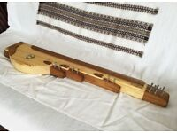 Prime Zither (citera) for collectors or practitioners, pigeonhole design