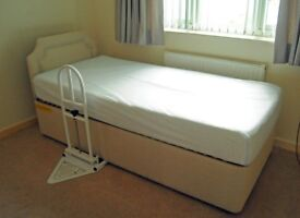 Single Recliner Bed