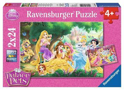 Disney Prinzessin: Beste Freunde der Prinzessinnen. Puzzle 2 - Der Disney Prinzessinnen